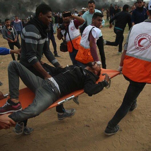 İsrailli işgalcilerin saldırısında 4 Filistinli şehit oldu