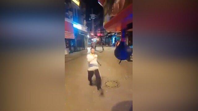 Adana sokaklarına boks makinesi konulursa