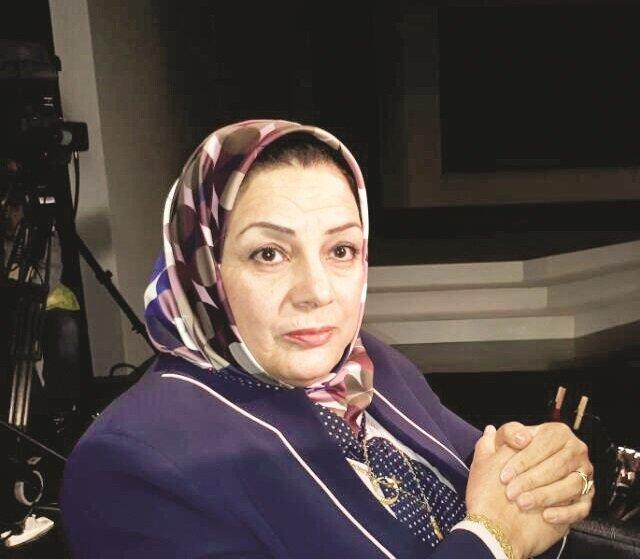 Former Iraqi MP Fayha Bayatlı.