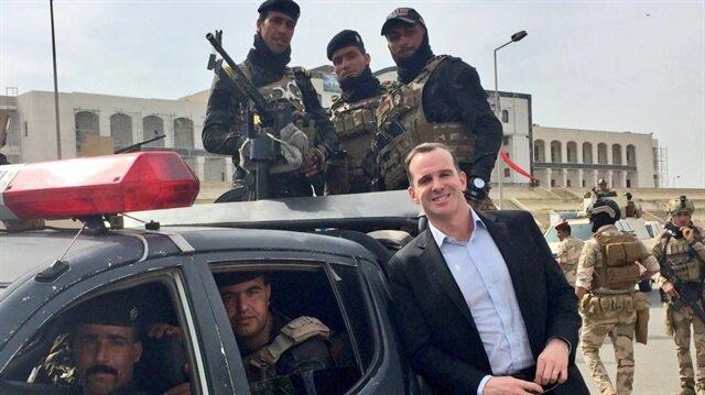 McGurk has held a series of meetings in Erbil, Sulaymaniyah, Baghdad and Mosul.