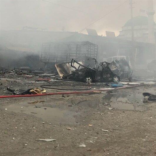 Iğdır'da sanayi tüpü patladı: 2 ölü, 14 yaralı