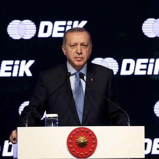 Cumhurbaşkanı Erdoğan: Para kaçıranları affetmeyiz