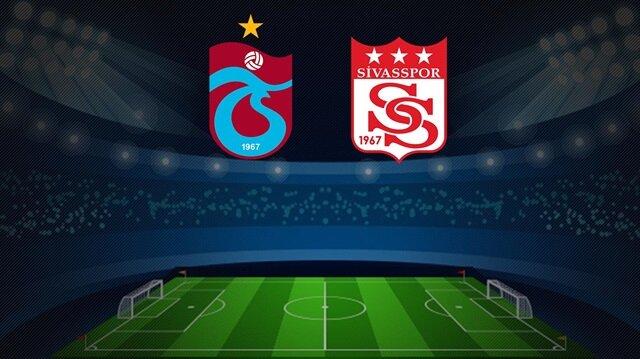 Trabzonspor-Sivasspor