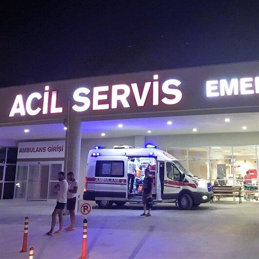 Teröristlerin saldırdığı iş makinesi operatörü hayatını kaybetti