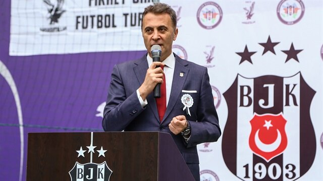 Fikret Orman: Galatasaray maçında da kumpas vardı