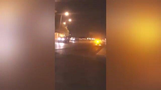 Suudi Arabistan'da silah sesleri