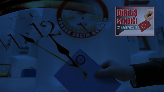 Türkiye'nin seçimine63 gün kaldı