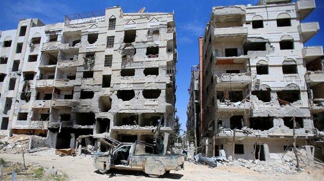 Russian Media Downplay Impact of US-led Syria Strike