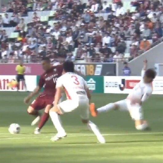 Lukas Podolski Japonya'yı salladı