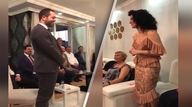 Beşiktaşlı damattan En büyük Cimbom demesi istenirse..