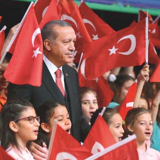 Daha güçlü<br>Türkiye için