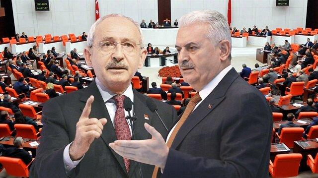 Kılıçdaroğlu'nun skandal sözleri Meclis'i karıştırdı
