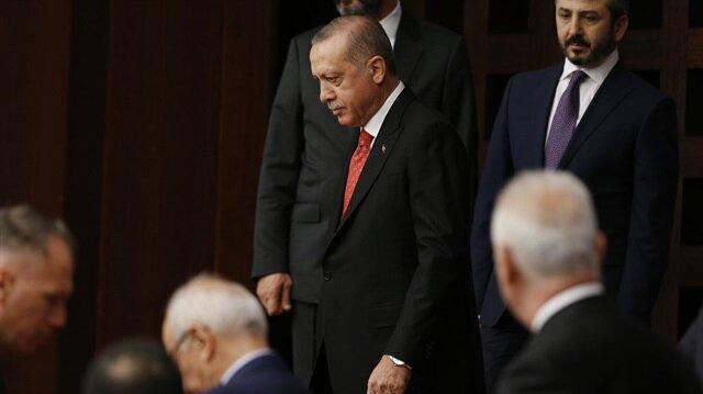 Erdoğan: Genel Kurul'da yaşananlar rezalet