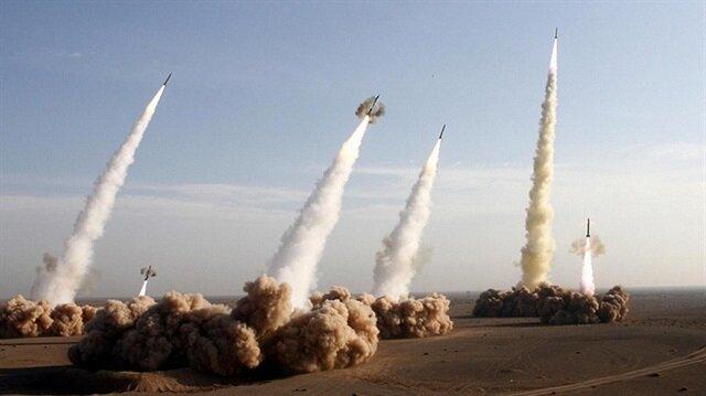 Suudi Arabistan füzeyi havada imha etti