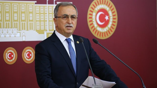TBMM 15 Temmuz Darbe Araştırma Komisyonu Başkanı ve AK Parti Burdur Milletvekili Reşat Petek