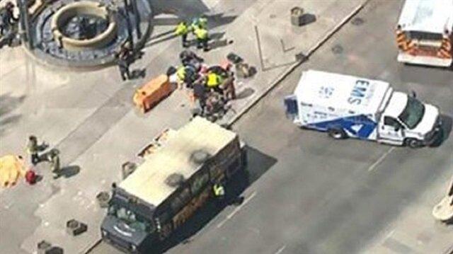 Kanada'da minibüs yayaların arasına daldı: 9 ölü 16 yaralı
