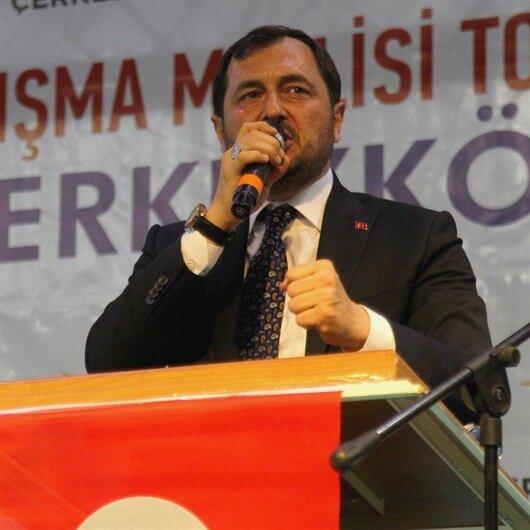 'Osmanlı zulmü'<br>tepkisi