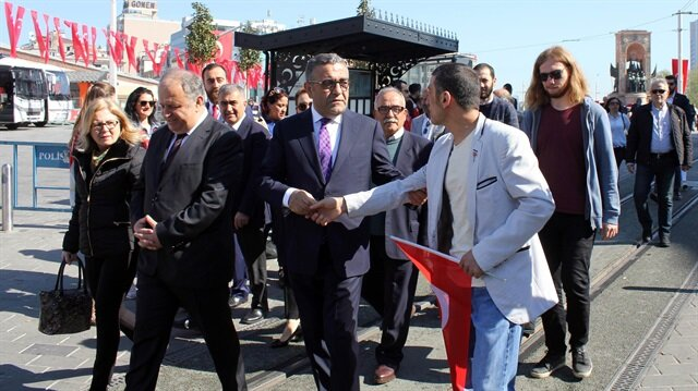 CHP'li vekile 'PKK destekçisi' tepkisi