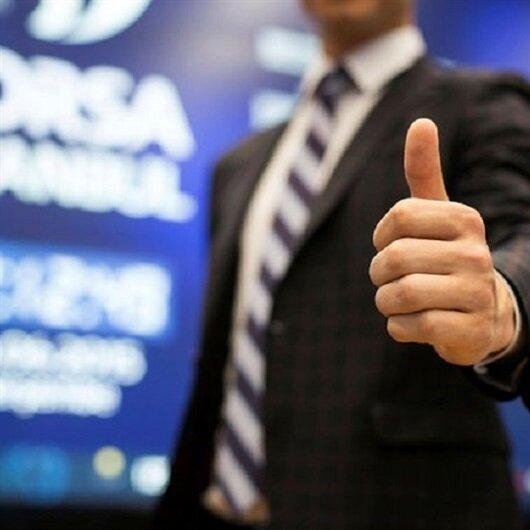 Borsa'da <br>seçim yükselişi