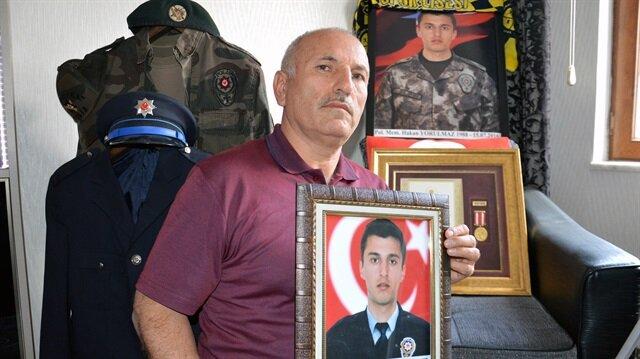 Şehit ailesi, CHP'den gelen zarfı açmadan iade etti.
