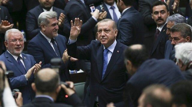 أردوغان يوجه رسالة إلى