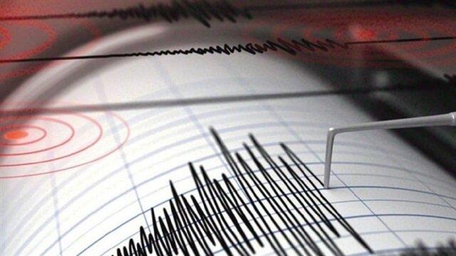 Adıyaman'da 5.4 şiddetinde deprem