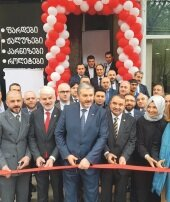 Kafkasya'ya yeni ticaret kapısı