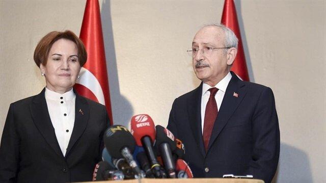 Kılıçdaroğlu ile Akşener bir araya gelecek