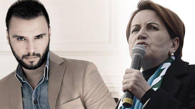 Alişan'dan Meral Akşener'e yanıt: Beni vatandaşlıktan çıkarın