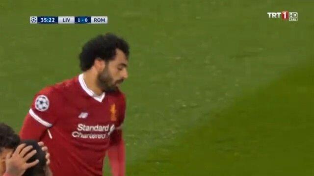 İngiliz rejiden skandal: Salah'ın gol sevincini sansürlediler