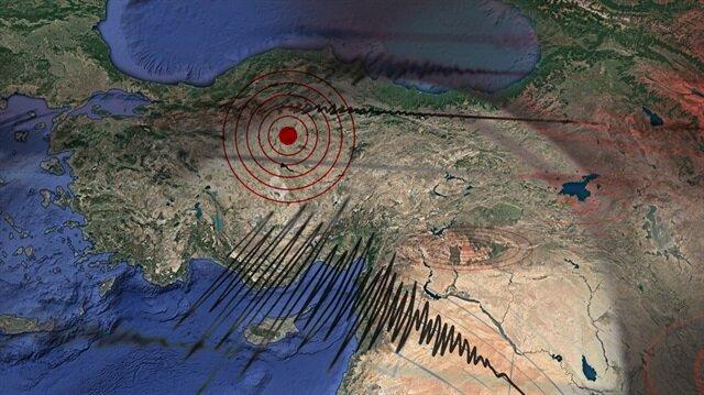 Türkiye, deprem kuşağında olması dolayısıyla sıklıkla irili ufaklı depremler yaşıyor.