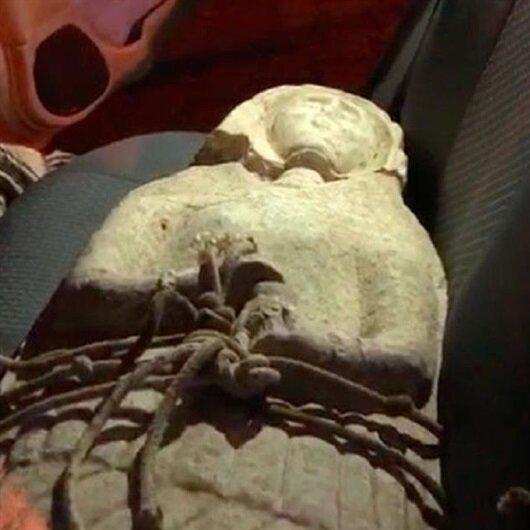 Burdur'da otomobilde çıktı: Hemen el koyuldu