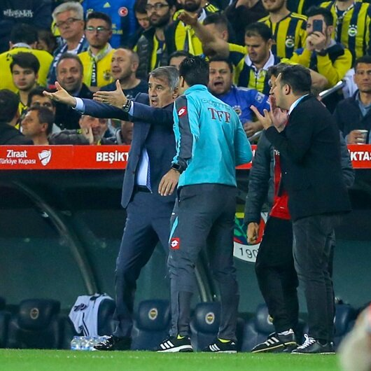 Beşiktaş'ı <br>bekleyen cezalar