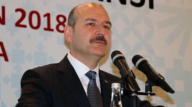 وزير الداخلية التركي: القبض على ألف و328 مهرب للمهاجرين