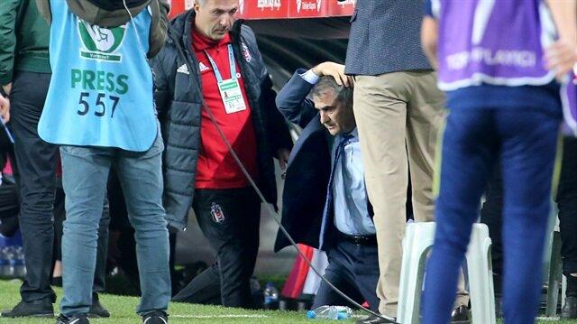 Şenol Güneş Fenerbahçe derbisine çıkmayabilir