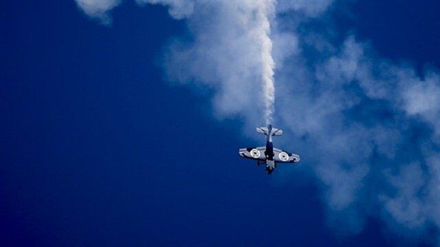 أنطاليا التركية تحتفي بمعرض أوراسيا للطيران