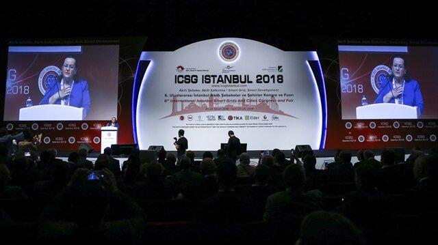 انطلاق المعرض والمؤتمر الدولي السادس للمدن والشبكات الذكية بإسطنبول
