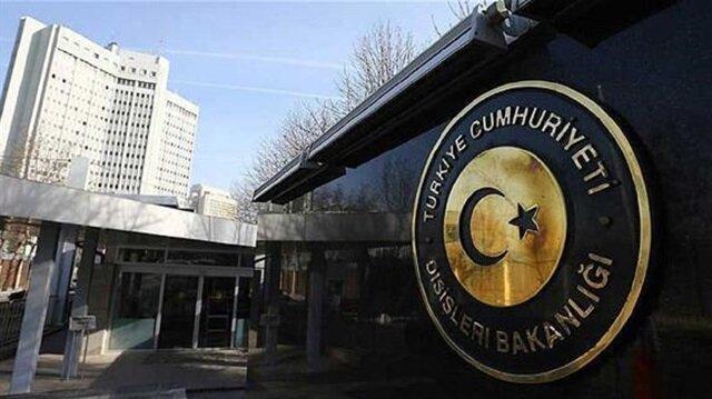 الخارجية التركية تعلق على بيان ترامب حول مزاعم الإبادة الأرمنية