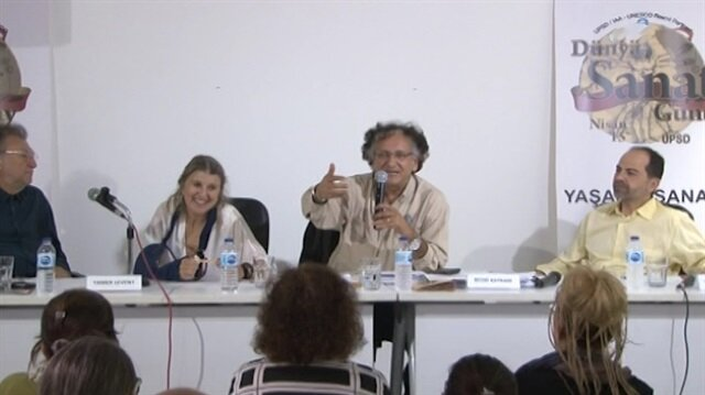 Sanatçı Bedri Baykam'dan CHP'ye sert eleştiri