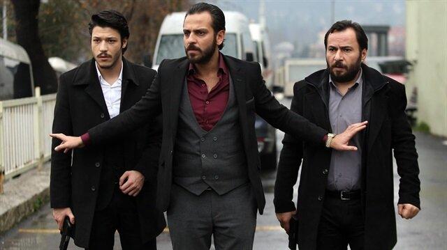 'Çukur'a polis baskını
