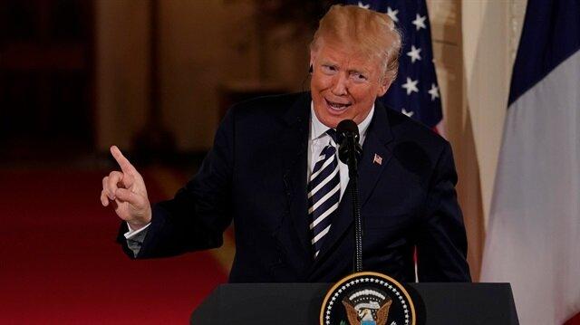 Trump: Kuzey Kore'nin nükleer silahlardan arınmasını istiyoruz