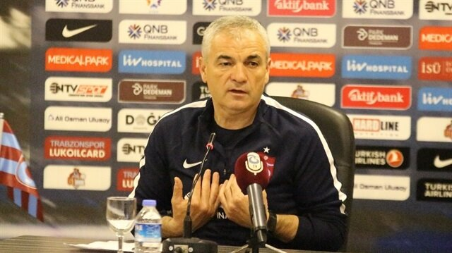 'Trabzonspor'un<br>yeni hocası...'