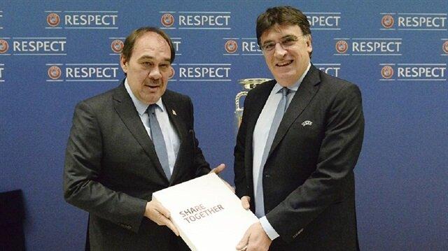 تركيا تقدّم طلبًا لاستضافة بطولة أمم أوروبا لكرة القدم للعام 2024