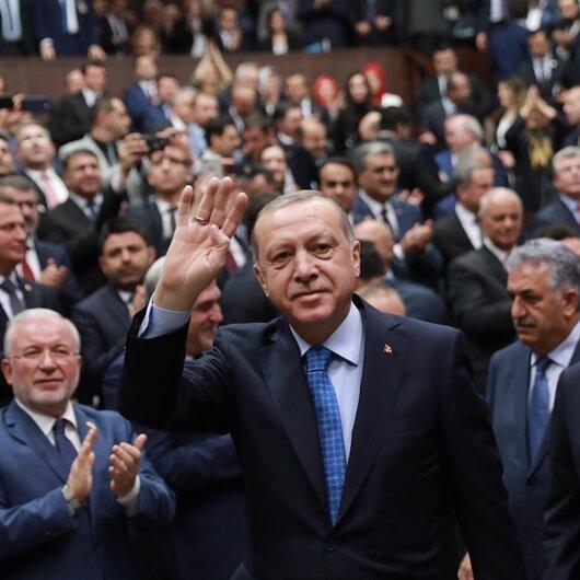 Erdoğan'dankritik toplantı
