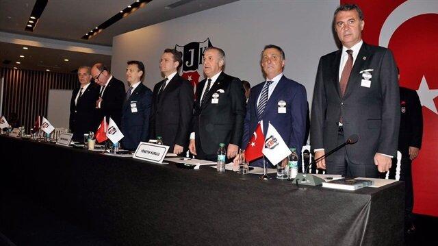 Beşiktaş Divan Kurulu'nda 'çıkmayalım' fikri ön plana çıktı