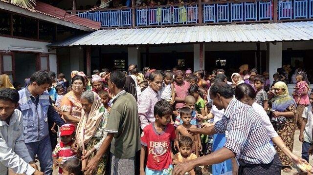 AB'den Myanmar'a yeni yaptırım kararı