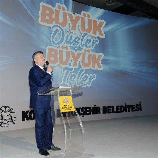 Konya'da  hoş sada