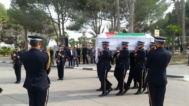 وصول جثمانالبطشالذي إغتالته إسرائيل في ماليزيا إلى قطاع غزة