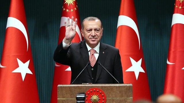 Cumhurbaşkanlığı Erdoğan'un adaylığı için dilekçe imzaya açıldı