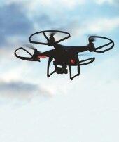 Milli iradeye drone desteği